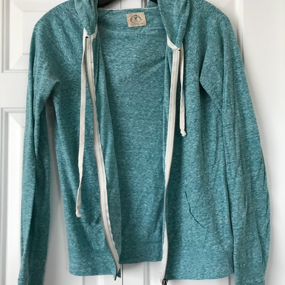 American Eagle Outfitters Sweaters Zip Up Light Weight Sweatshirt